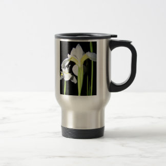 Water Iris Insulated Mug