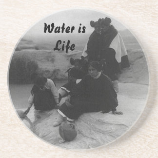 Water is Life coaster