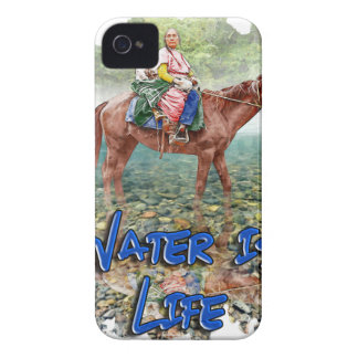 Water is Life iPhone 4 Case-Mate Cases