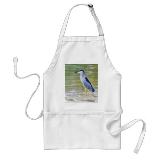 Water Kissed Standard Apron