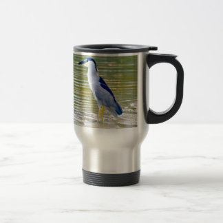 Water Kissed Travel Mug