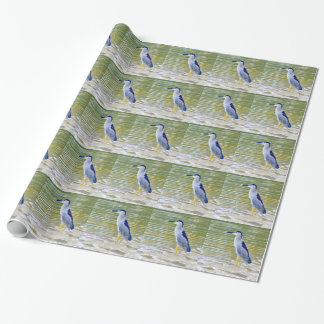Water Kissed Wrapping Paper