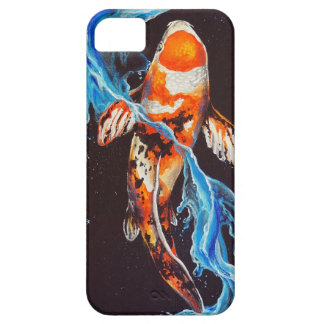 Water Koi Case For The iPhone 5