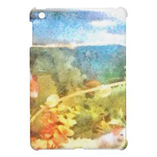 Water level in an aquarium iPad mini cases