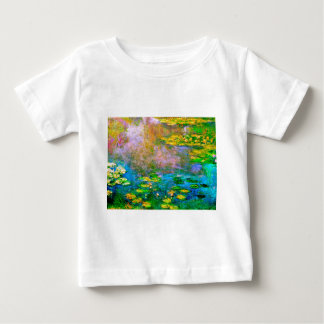 water-lilies-013 baby T-Shirt