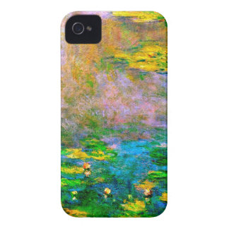 water-lilies-013 iPhone 4 cover