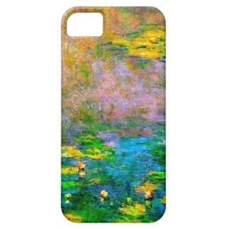 water-lilies-013 iPhone 5 case