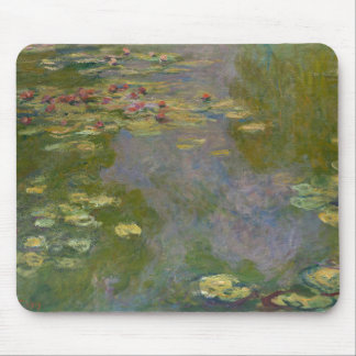 Water Lilies, 1919 Mouse Pad