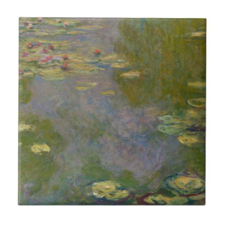 Water Lilies, 1919 Tile