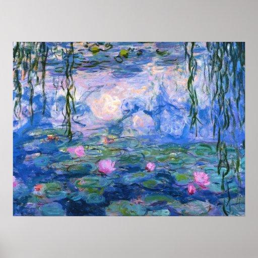Water Lilies 1 Print