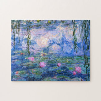 Water Lilies 1 Puzzle