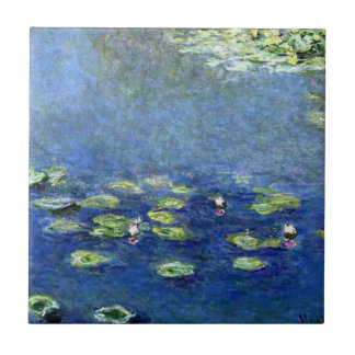Water Lilies 9 Tile