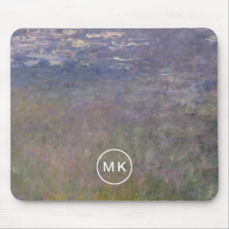 Water Lilies Agapanthus Mouse Pad