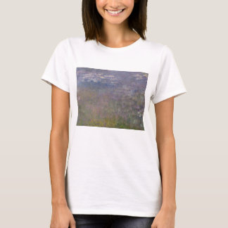 Water Lilies Agapanthus T-Shirt