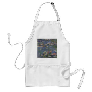 Water Lilies by Claude Monet Aprons