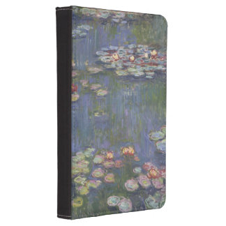 Water Lilies by Claude Monet Kindle Cover