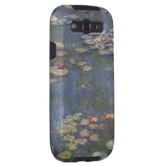Water Lilies by Claude Monet Samsung Galaxy S3 Cover
