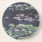 Water Lilies by Claude Monet Coaster