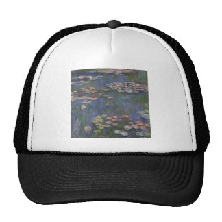 Water Lilies by Claude Monet Hat