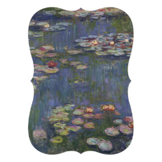 Water Lilies by Claude Monet Announcements