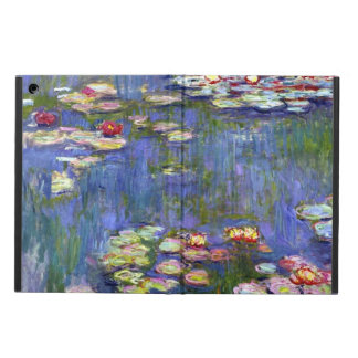 Water Lilies by Claude Monet iPad Air Cover