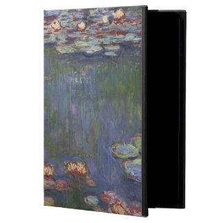 Water Lilies by Claude Monet iPad Air Cases