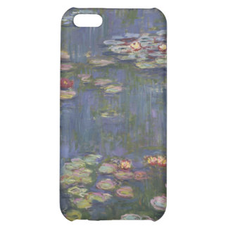 Water Lilies by Claude Monet iPhone 5C Cover