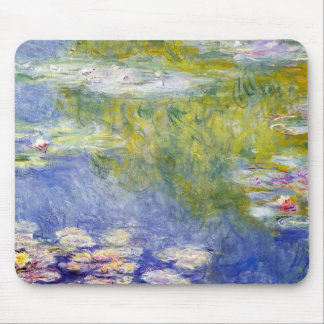Water Lilies by Claude Monet Mouse Pad