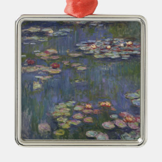 Water Lilies by Claude Monet Ornaments