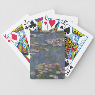 Water Lilies by Claude Monet Bicycle Card Deck