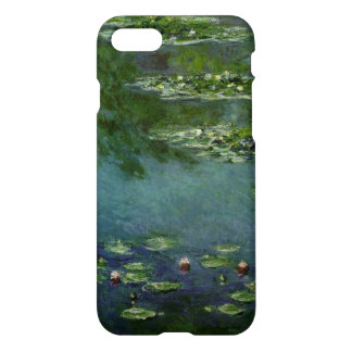 Water Lilies by Monet iPhone 8/7 Case