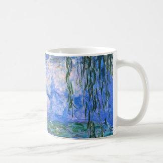 Water Lilies Classic White Coffee Mug