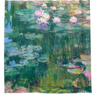 Water Lilies Claude Monet Fine Art