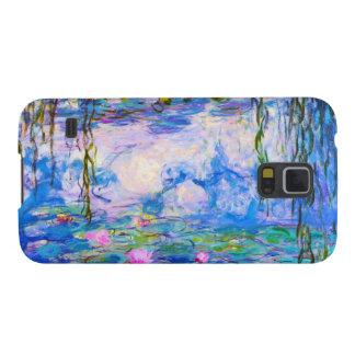 Water Lilies Claude Monet Galaxy S5 Case
