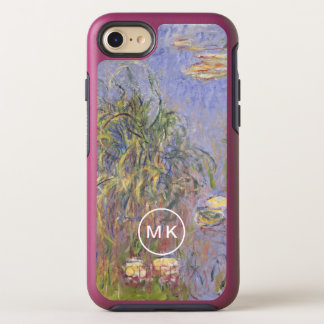 Water-Lilies, Cluster of Grass OtterBox Symmetry iPhone 8/7 Case