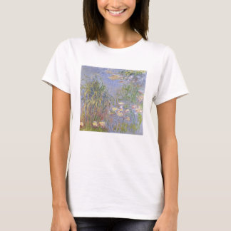 Water-Lilies, Cluster of Grass T-Shirt