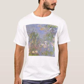 Water-Lilies, Cluster of Grass T-Shirt