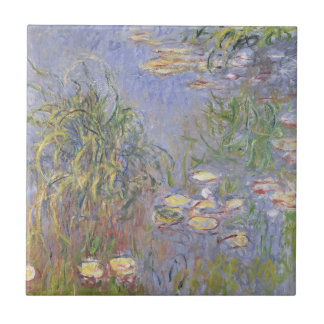 Water-Lilies, Cluster of Grass Tile