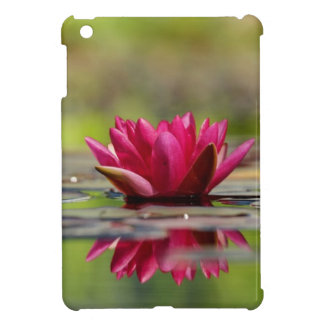 Water Lilies Cover For The iPad Mini