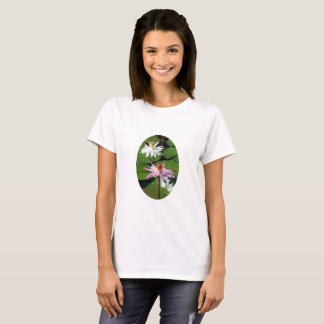Water lilies from Fiji T-Shirt