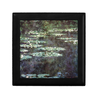 Water Lilies Gift Box