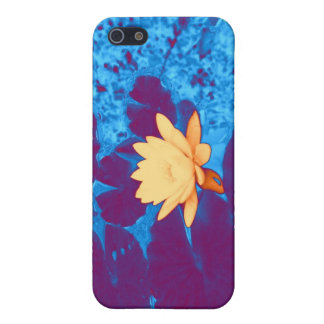 Water lilies iPhone 5/5S Case