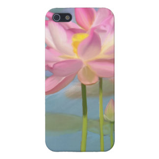 Water Lilies iPhone 5 Cases