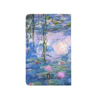 Water Lilies Journal