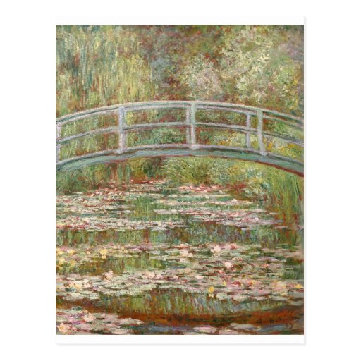 Water Lilies ~ Monet Postcards