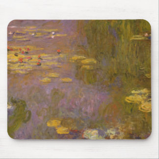 Water Lilies Nympheas Mouse Pad