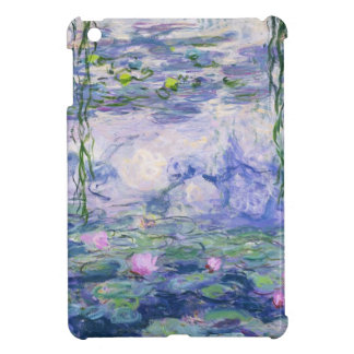 Water Lilies Painting Cover For The iPad Mini
