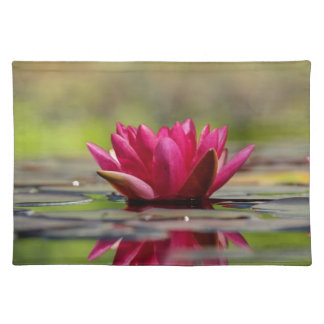 Water Lilies Placemat