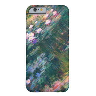 Water Lilies Series Claude Monet Fine Art Barely There iPhone 6 Case