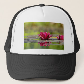 Water Lilies Trucker Hat
